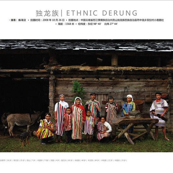 Ethnic Derung