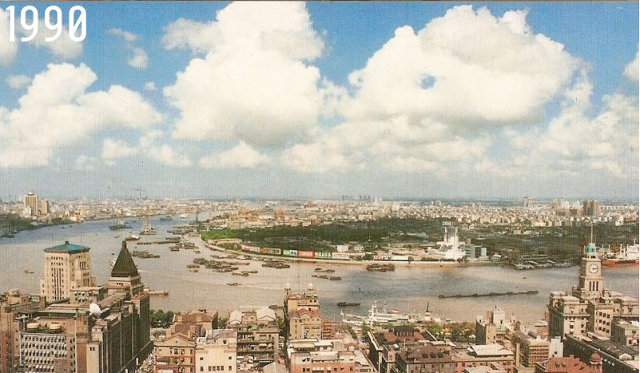 Shanghai leta 1990